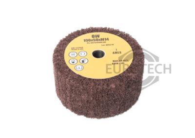 Ściernica garnkowa włóknina 100x40x14 P80