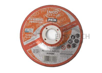 Tarcza do szlifowania INOX PRO 125×3,0